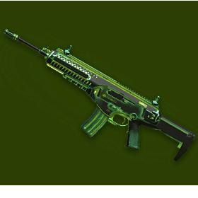 Камуфляж «Радиация» для Beretta ARX