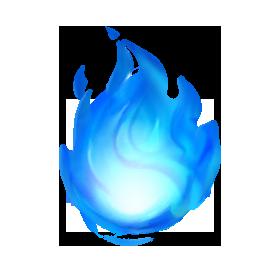Синее пламя на 30 дней