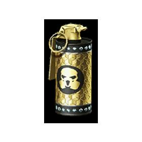 Золотая дымовая граната (100 шт.)