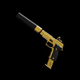 Золотой SIG Sauer P226 C (1 д.)