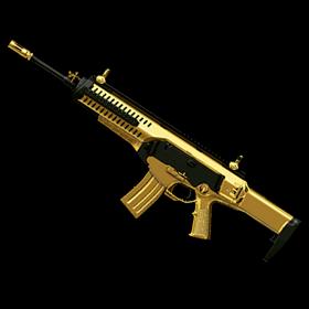 Золотая Beretta ARX160 | 1 День