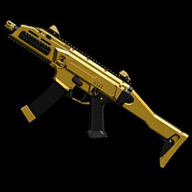 Золотой CZ Scorpion Evo3 A1 | 1 День