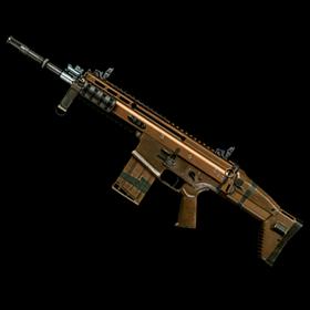 FN SCAR‐H | 1 день