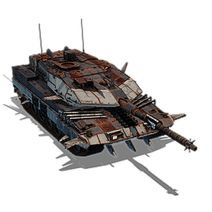 Nomad (Leopard 2A6)