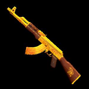 AK47-Gold на 7 дней