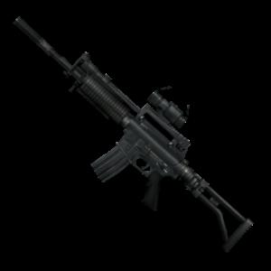 M4A1-Custom на 1 день