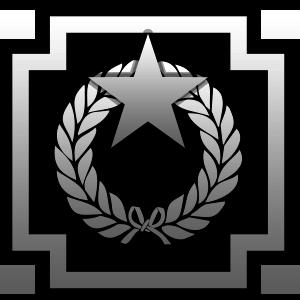 Платиновый жетон (репутация) 5 шт
