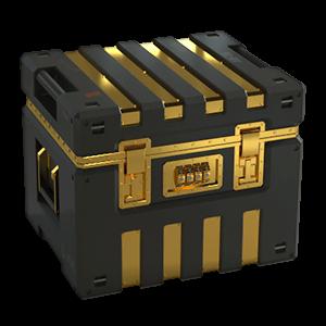 Золотой контейнер 5 шт