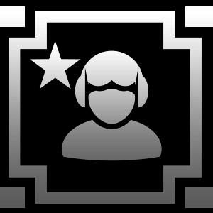 Платиновый жетон (командир) 5 шт