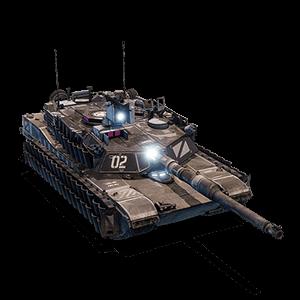 Облик Sentinel для XM1A3