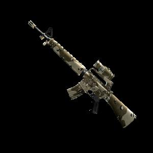 M16 Scope Camo на 30 дней