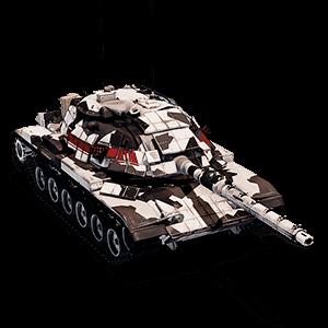 ОБТ 5-го уровня M60A3 Ice
