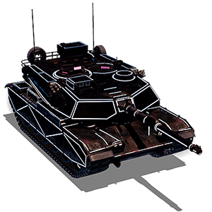 ОБТ 7-го уровня M60-2000 Neon