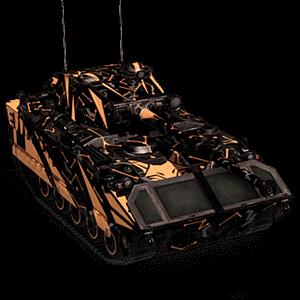 ИТ 4-го уровня AMX-10P PAC 90 Fox