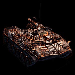ББМ 5-го уровня БМД-2 Black Eagle