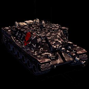 ОБТ 6-го уровня MBT-70 Merc