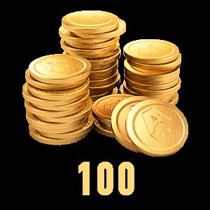 100 золота