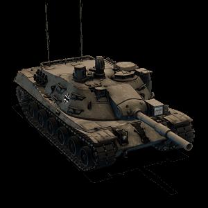 ОБТ 6-го уровня Kampfpanzer 70