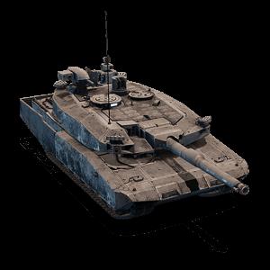 ОБТ 8-го уровня Leopard 2A4 Revolution