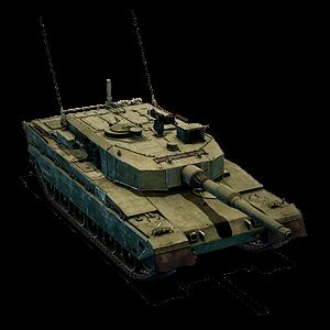 ОБТ 7-го уровня Type 90