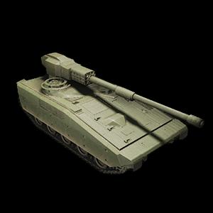 ЛТ 6-го уровня Expeditionary Tank
