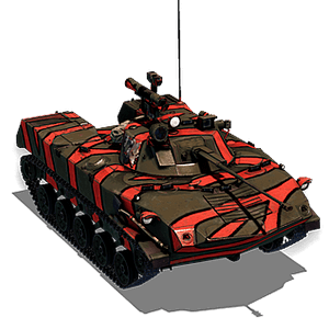 ББМ 5-го уровня БМД-2 Wolf