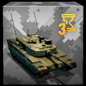 Премиумный ОБТ 7-го уровня Type 90 в аренду на 3 дня