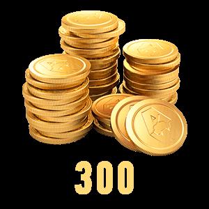 300 золота