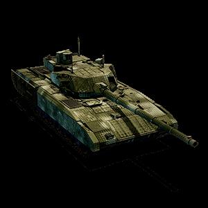 ОБТ 10-го уровня Т-14-152 «Армата»