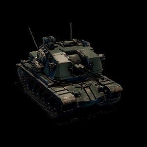 ББМ 5-го уровня Sergeant York XM247