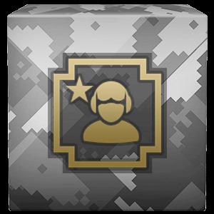 50 золотых жетонов (командир)