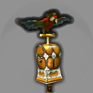 Почтовый попугай х1