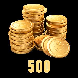500 золота