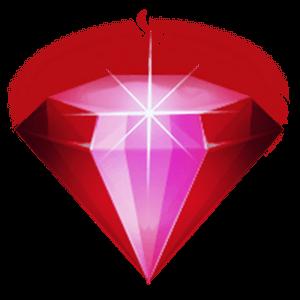 Кристалл истинного солнечного акхиума x1
