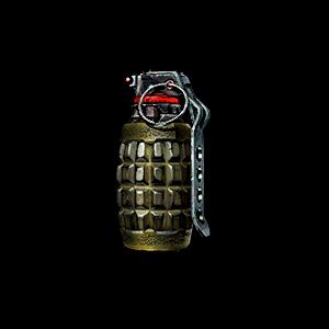 Осколочная граната FG4 (50 шт.)