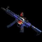 H&K MP5A5 Custom «Галактика» (1 д.)